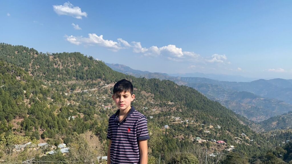 Blog - Countryside in Pakistan