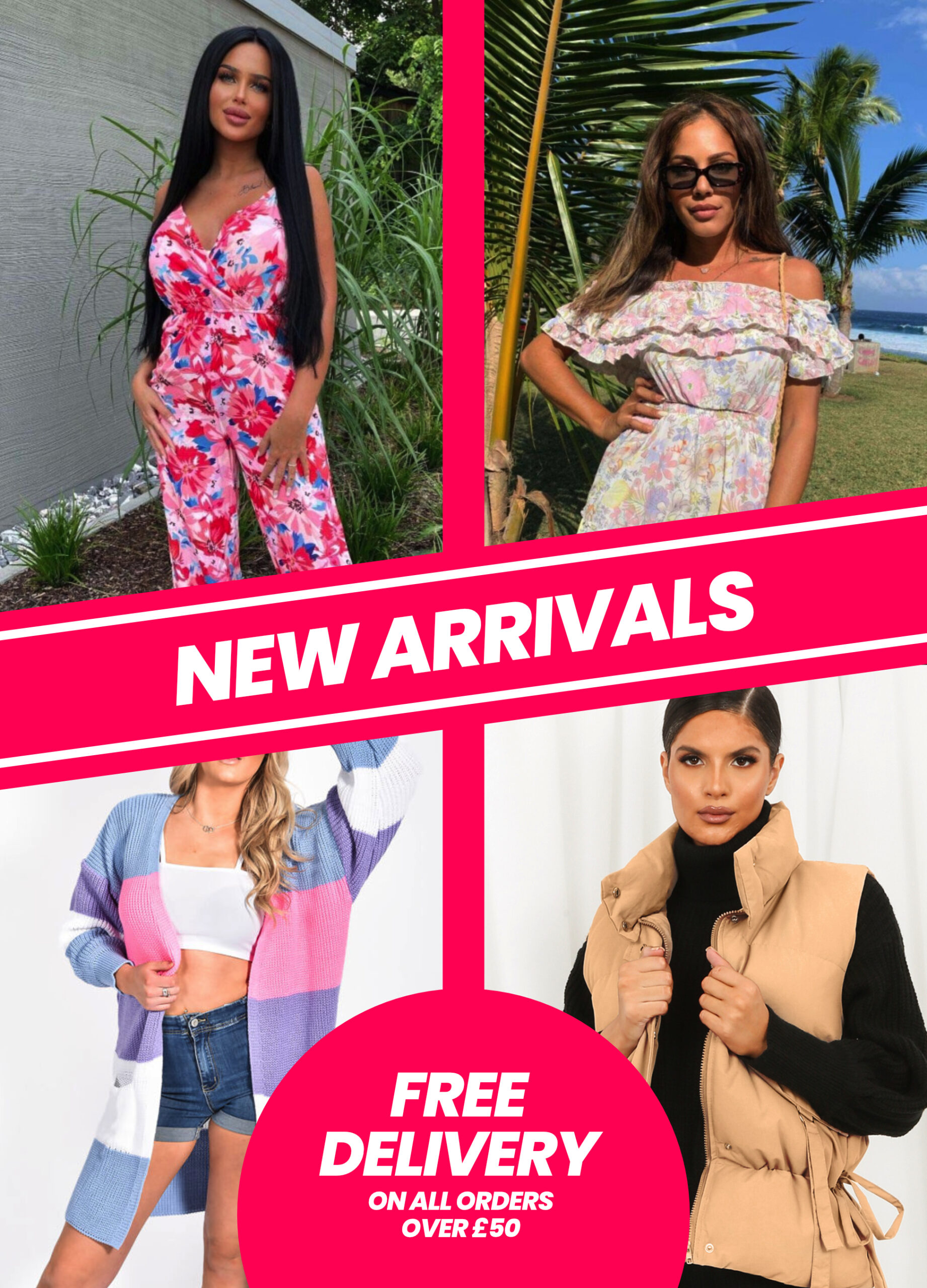 New Arrivals Mobile